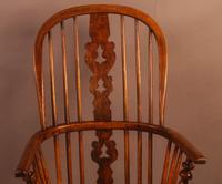 Ash & Elm High Windsor Chair Allsop Worksop Maker (3 of 8)