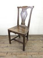 19th Century Oak Country Chair (3 of 9)