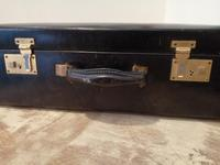Gents Art Deco Leather Suitcase & Dressing Case (12 of 13)