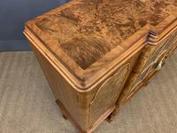 Burr Walnut Side Cabinet (9 of 18)