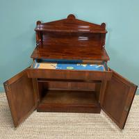 Quality Victorian Antique Mahogany Chiffonier / Sideboard (10 of 10)