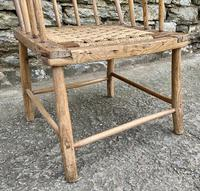 Antique Primitive Westcountry Stick Back Windsor Chair (14 of 18)