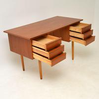 Danish Teak Vintage 1960's Desk (7 of 10)