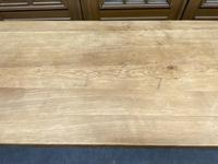 Rare Huge Oak French Farmhouse Dining Table (13 of 18)