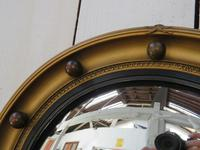 Butlers Porthole Fish Eye Convex Wall Mirror (7 of 8)