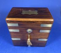 Victorian Rosewood Medicine Box (10 of 15)