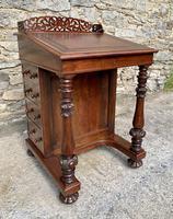 Regency Rosewood Davenport Desk (3 of 26)