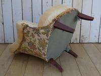French Tub Armchair for re-upholstery (7 of 8)