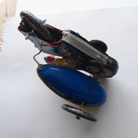 Chinese Tinplate Motorbike & Sidecar (6 of 11)