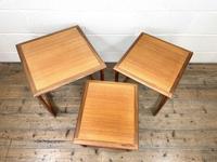 G Plan Teak Nest of Three Tables (9 of 10)
