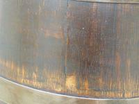 Edwardian Walking Stick Cane Umbrella Stand Coopered Oak Barrel (6 of 14)