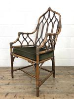 Vintage Angraves Bamboo Armchair (6 of 12)