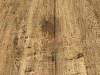 Superb Quality Large Bleached Oak Farmhouse Dining Table (20 of 32)
