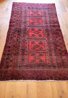 Handmade Persian Baluch Rug (9 of 14)