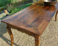 Fabulous Large French Fruitwood Farmhouse Table (11 of 11)