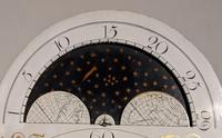 Early Late 18th / Early 19th Century Moon Dial Longcase Grandfather Clock (10 of 10)