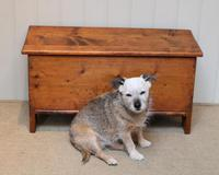 Small Proportioned Pine Coffer (10 of 10)