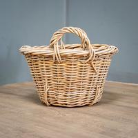 Wicker Log Basket (5 of 6)