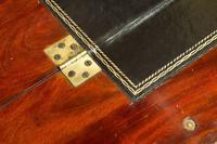 Geo III Mahogany Secretaire Bookcase (5 of 10)