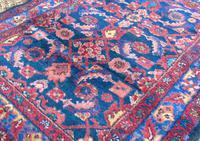 Antique Malayer Runner Carpet (7 of 7)