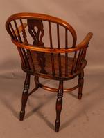 Ash & Elm Low Back Windsor Chair Rockley (3 of 8)
