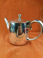 Silver Plate Sheffield Teapot - Gladwin Ltd c.1930 (2 of 10)