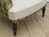Pair of Napoleon III French Armchairs for re-upholstery (4 of 9)
