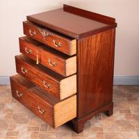 Waring & Gillow Mahogany Chest of Drawers (14 of 18)