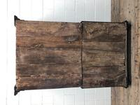 Early 19th Century Oak Secretaire Tallboy Chest on Chest (17 of 17)