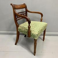 19th Century Regency Carver Armchair (2 of 5)