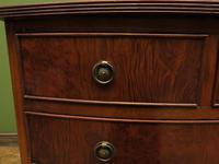 Small Antique Reproduction Chest of Drawers, Quality Piece (12 of 13)