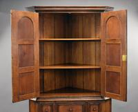 Oak Corner Cupboard by Liberty & Co (9 of 9)