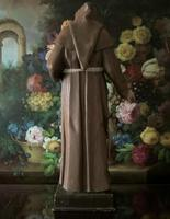 Bohumil Kafka RARE Carved Statue Sculpture St Anthony & Jesus (10 of 32)