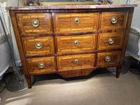 18th Century Transitional Commode in Tulipwood (8 of 9)