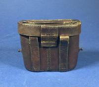 Victorian Brass Binoculars with original leather case (10 of 19)