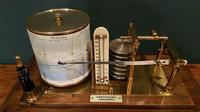 Antique Armstrong of Manchester Oak Barograph (4 of 8)