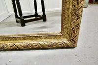 20th Century Rococo Style Gilt Wall Mirror (6 of 7)