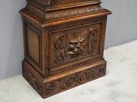 Flemish Carved Oak Grandfather Clock (13 of 13)