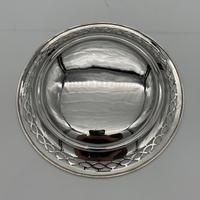 Edwardian Silver Plate Three Tier Cake Stand Fenton Brothers c.1900 (6 of 9)