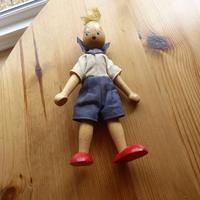 Joli Peg Doll from 1950's