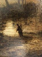 John Berney Crome Oil Painting (4 of 5)