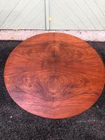 Art Deco Figured Walnut Coffee Table (5 of 6)