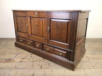 Antique Oak Mule Chest Cupboard (6 of 9)