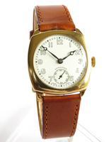 Gents 9ct Gold Longines Wrist Watch, 1945 (2 of 5)