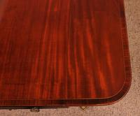 Small Pembroke Table 19th Century in Mahogany (9 of 12)