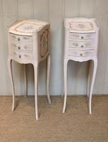 Pair of Painted Bedside Cabinets (8 of 10)