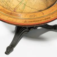 12 inch Franklin terrestrial table globe by Nims & Co, New York (2 of 4)