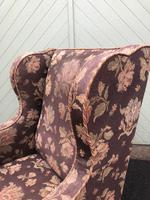 Antique Armchair By Cornelius V Smith For Recovering (7 of 7)