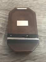 Georgian Blonde Tortoiseshell Gold Mounted Snuff Box (3 of 9)