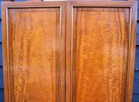 Superb Quality Edwardian Satinwood Dressing Table with Mirrors c.1901 (13 of 14)
